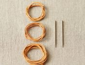 CocoKnits Leather Cord & Needle Set